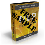 trainers pack of NLP exercises free sample