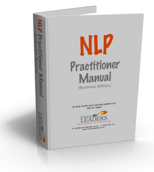 customizable NLP Practitioner Manual business edition