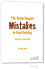 7 Biggest Mistakes In Goal Setting