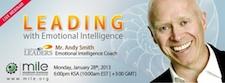 Leading With Emotional Intelligence webinar