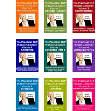 Practical NLP Podcast Collection Volumes 1-9